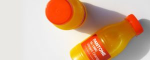Pantone 16-1360 Vibrant Orange